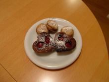 チョコケーキ&モカブッシュ